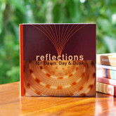 Reflections for Dawn, Day and Dusk - Be guided to inner strength with this collection of prose.