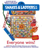 Snakes and Ladders of Life - The rise and fall of the inner empire - fun values game for kids