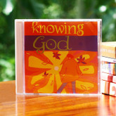 Knowing God - guided meditations to take you to a place of silence and stillness