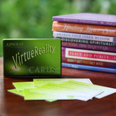 Virtue Reality Cards - Learn how to make virtue your reality  (Pack of 48 cards)
