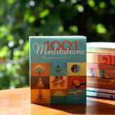 1001 Meditations - Inspiring ways to gain peace of mind