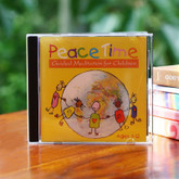 Peace Time - Creative Guided Meditations for Children