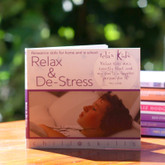 Relax & De-Stress, Relaxation skills for home and in school. CD by Relax Kids