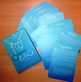 Choose to be Calm cards - Simple things can change your life (Set of 16 cards - pack includes one free set!)