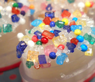 Jelly Bean Sugar Lip Scrub - Lip Scrub - Exfoliating Sugar Lip Scrub - Handmade