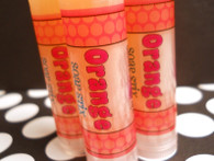 Orange Glycerin Soap Stick