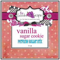 Vanilla Sugar Cookie Roll on Perfume Oil