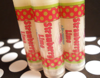Strawberry Lime Lip Balm - The Best Lip Balm