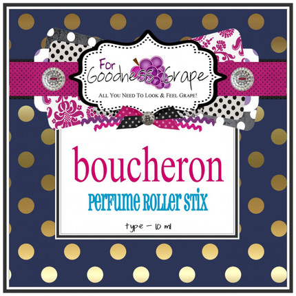 Boucheron (type) Perfume Oil - 10 ml - Roll on Perfume