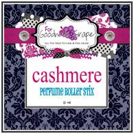 Cashmere Perfume Oil - 10 ml - Roll On Perfume