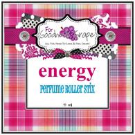 Energy Perfume Oil - 5 ml - Roll On l