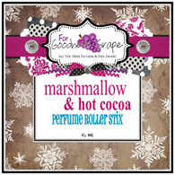 Marshmallow & Hot Cocoa Perfume Oil - 5 ml - Roll On Perfume