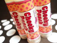 Cheeky Peach Lip Balm