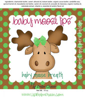 Baby Moose Lips - Baby Moose Breath