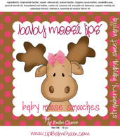 Baby Moose Lips Lip Balm - Baby Moose Smooches