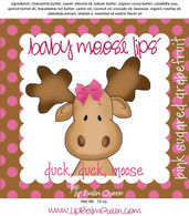 Baby Moose Lips Lip Balm - Duck Duck Moose