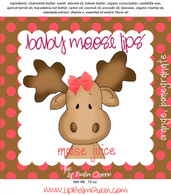Baby Moose Lips Lip Balm - Moose Juice