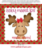 Baby Moose Lips Lip Balm - Moosin' Around