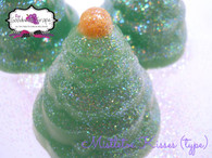 Mistletoe Kisses Moisturizing Glycerin Soap 5 oz