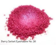 Berry Sorbet Mineral Eyeshadow