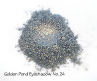 Golden Pond Mineral Eyeshadow No. 24
