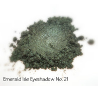 Emerald Isle Mineral Eyeshadow No. 21