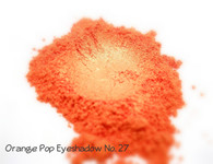 Orange Pop Mineral Eyeshadow No. 27