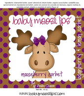 Baby Moose Lips - Mooseberry Sorbet