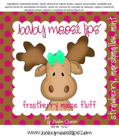 Baby Moose Lips - Frostberry Moose Fluff