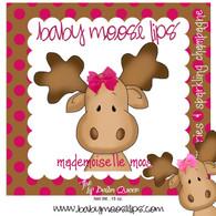 Baby Moose Lips - Mademoiselle Moose