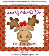 Baby Moose Lips - Angry Baby