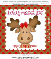 Baby Moose Lips - Angry Baby