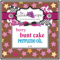 Berry Bunt Cake Roll On Perfume Oil - 10 ml