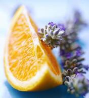 Orange Lavender Lip Balm