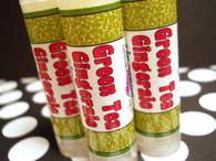 Green Tea Ginger Ale Lip Balm