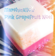 Pink Grapefruit Marshmallow Noel Soap - PAMPER ME