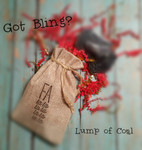 Lump of Coal Packaged