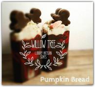 Pumpkin Bread Luxury Artisan Soap