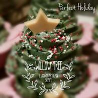Perfect Holiday Cupcake Soap