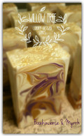 Frankincense & Myrrh Luxury Artisan Soap