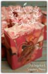 Pink Grapefruit & Strawberry Mimosa Luxury Artisan Soap
