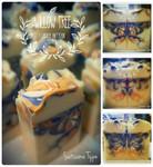 Satsuma Luxury Artisan Soap - Body Shop Type
