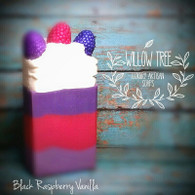 Black Raspberry Vanilla II Luxury Artisan Soap