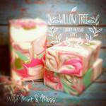 Wild Mint & Moss Luxury Artisan Soap