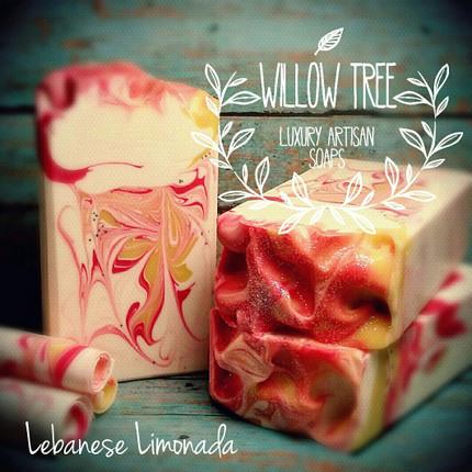 Lebanese Limonada Luxury Artisan Soap