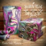 Exotic Violet Plumeria Luxury Artisan Soap