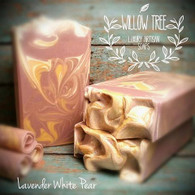 Lavender White Pear Luxury Artisan Soap