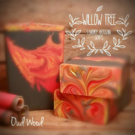 Asian Oud Wood Luxury Artisan Soap