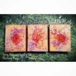 Pretty Please with Sugar on Top - Blackberry Mango Sea Salt Luxury Spa Soap