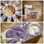 Lovely Lavender Luxury Artisan Soap